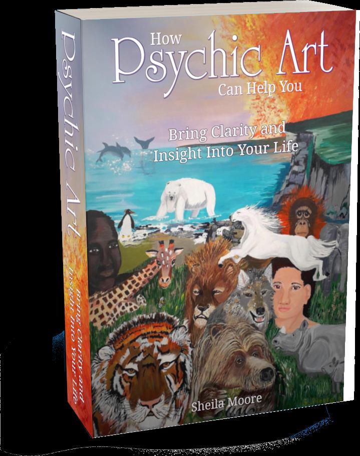 Psychic Art Ebook